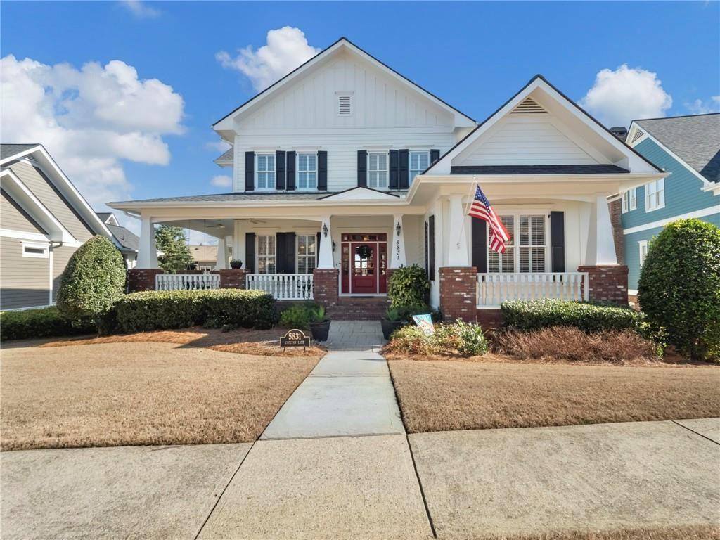 Photo of 5831 Choctaw Lane, Braselton, GA 30517 (MLS # 6846430)