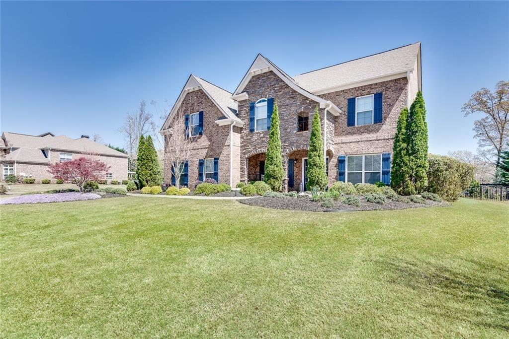 Photo of 4430 Manor Creek Drive, Cumming, GA 30040 (MLS # 6864430)