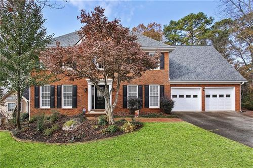 Photo of 5217 Willow Ridge Drive, Woodstock, GA 30188 (MLS # 6647433)