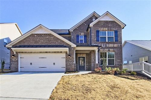 Photo of 252 Snow Owl Way #59, Lawrenceville, GA 30044 (MLS # 6647435)