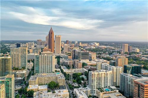 Photo of 1065 Peachtree Street NE #3502, Atlanta, GA 30309 (MLS # 6686437)