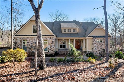 Photo of 10 Bear Creek Way, Big Canoe, GA 30143 (MLS # 6681438)