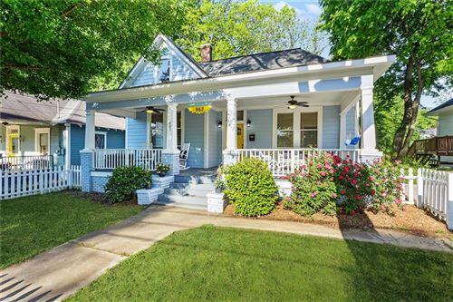 Photo of 867 Cherokee Avenue SE, Atlanta, GA 30315 (MLS # 6874438)