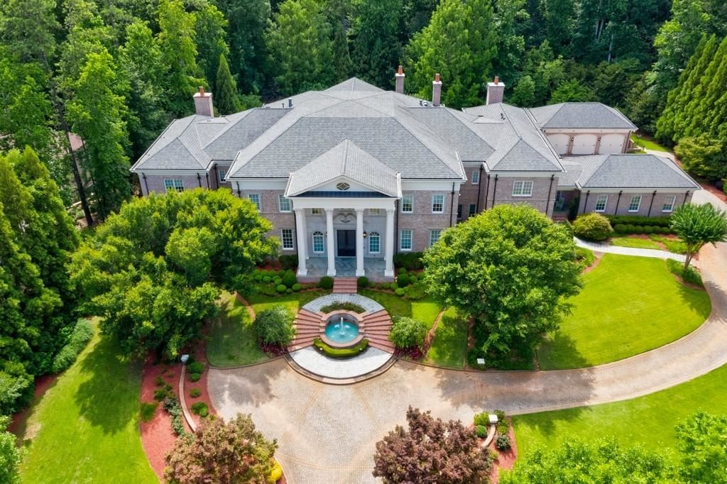 11235 Stroup Road, Roswell, GA 30075 - #: 6739440