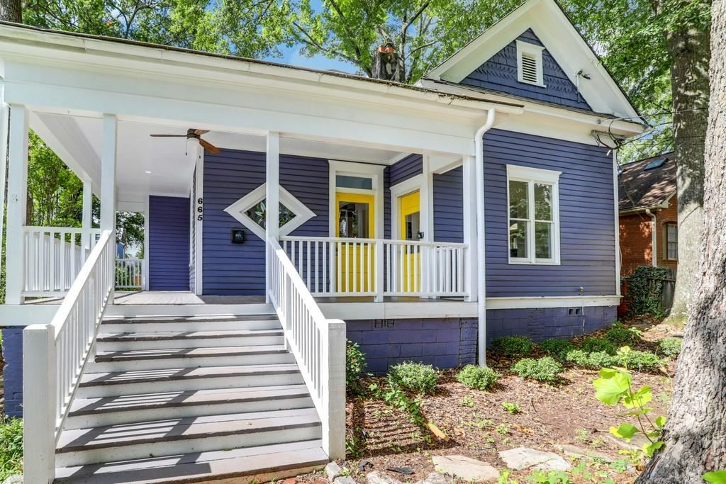 Photo of 665 Home Avenue SE, Atlanta, GA 30312 (MLS # 6750442)