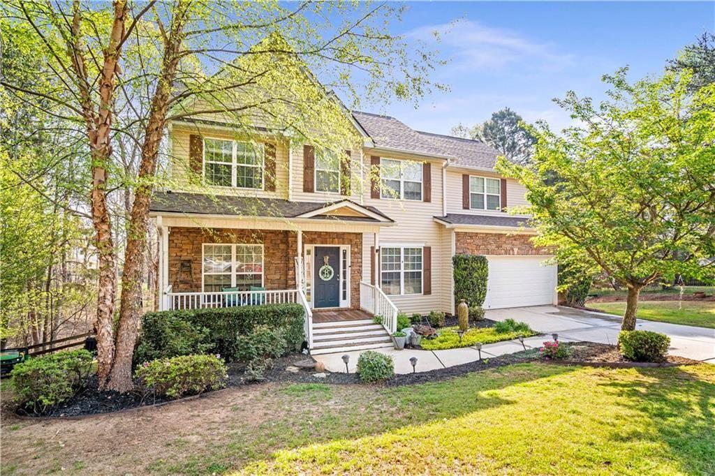 Photo of 9320 Woodland Tree Lane, Cumming, GA 30028 (MLS # 6867444)