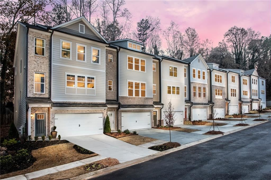 1637 Venture Point Way #30 UNIT 30, Decatur, GA 30032 - MLS#: 6696455