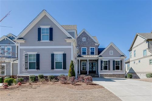 Photo of 2438 Red Wine Oak Drive, Braselton, GA 30517 (MLS # 6684456)