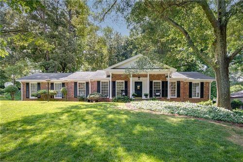Photo of 3498 Castleridge Drive, Tucker, GA 30084 (MLS # 6885456)
