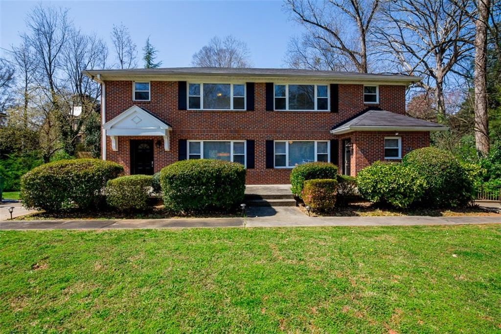Photo of 1536 BEECH VALLEY Way NE #Main, Atlanta, GA 30306 (MLS # 6899456)