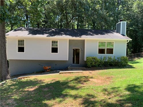 Photo of 2326 Chestnut Log Drive, Lithia Springs, GA 30122 (MLS # 6684457)