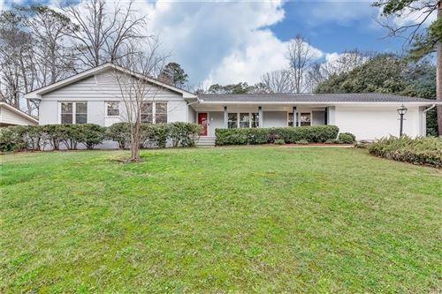 Photo of 1662 Rainier Falls Drive NE, Atlanta, GA 30329 (MLS # 6848460)