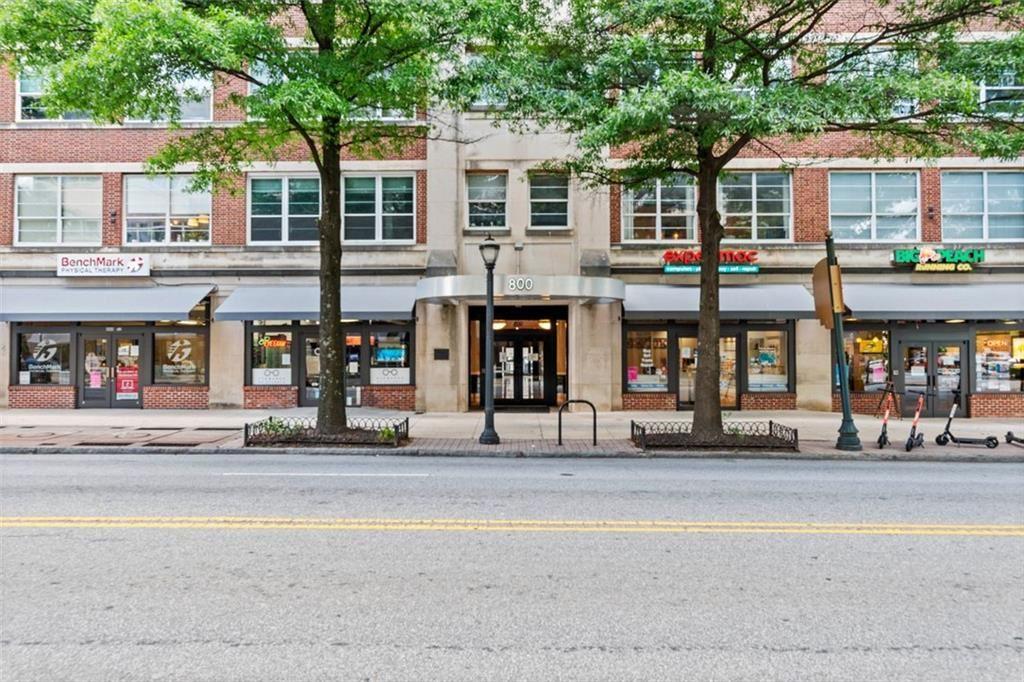 Photo for 800 Peachtree Street NE #1524, Atlanta, GA 30308 (MLS # 6879461)