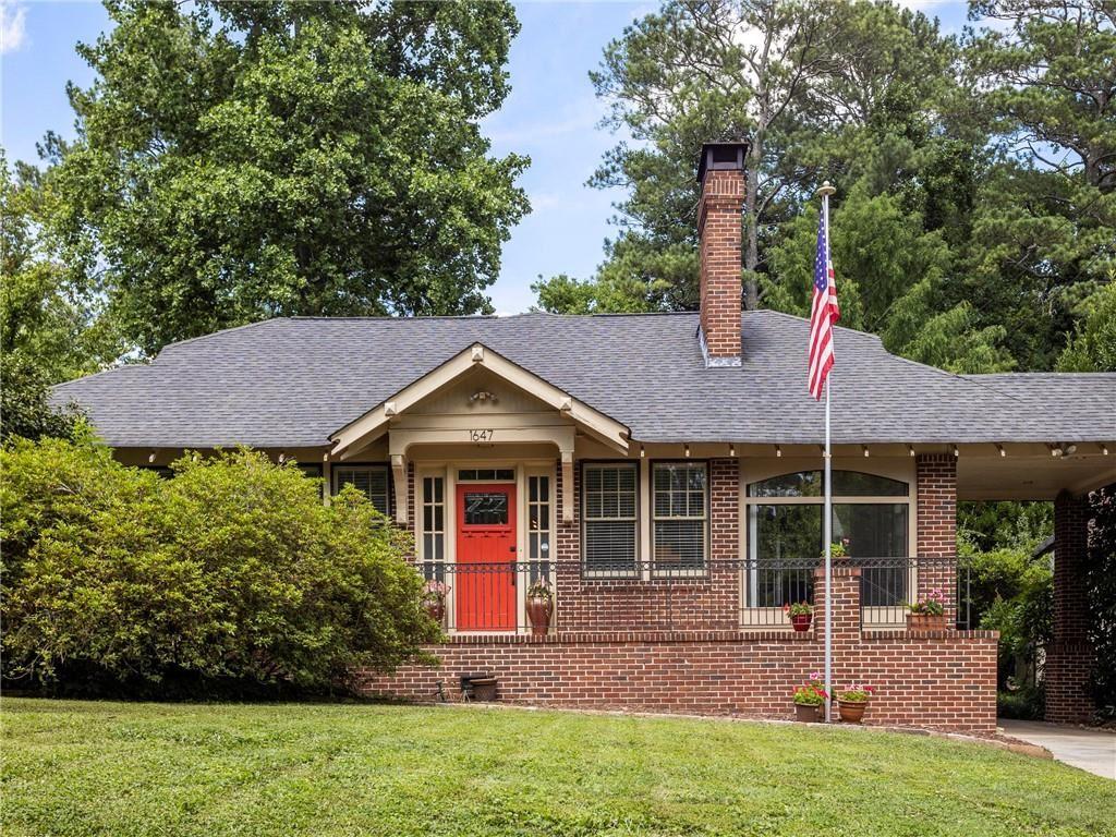 Photo of 1647 N Rock Springs Road NE, Atlanta, GA 30324 (MLS # 6888461)