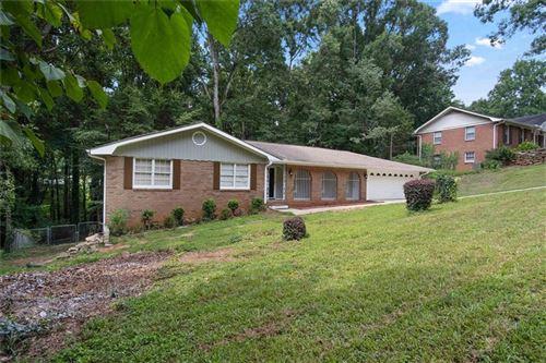 Photo of 5645 Brady Drive SW, Stone Mountain, GA 30087 (MLS # 6925463)