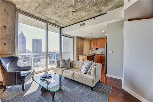 Photo of 855 Peachtree Street NE #3107, Atlanta, GA 30308 (MLS # 6846471)
