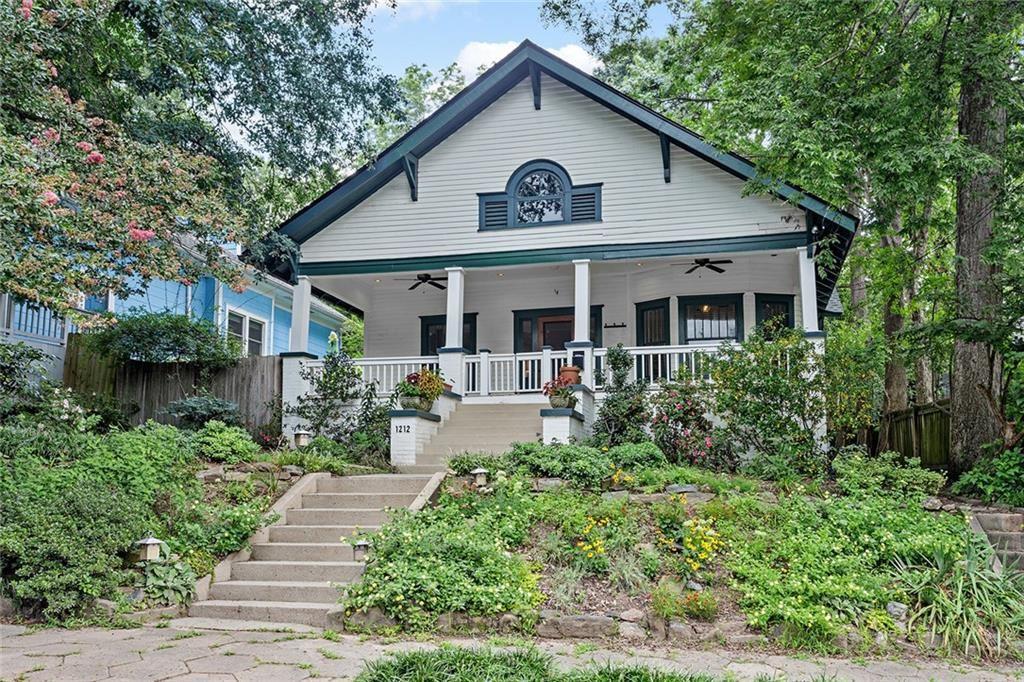 Photo of 1212 Mansfield Avenue NE, Atlanta, GA 30307 (MLS # 6935471)