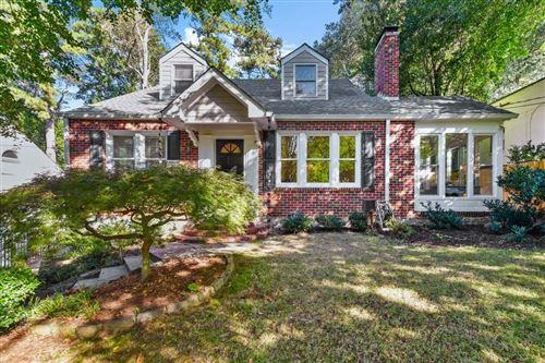 Photo of 702 Cumberland Road NE, Atlanta, GA 30306 (MLS # 6960476)
