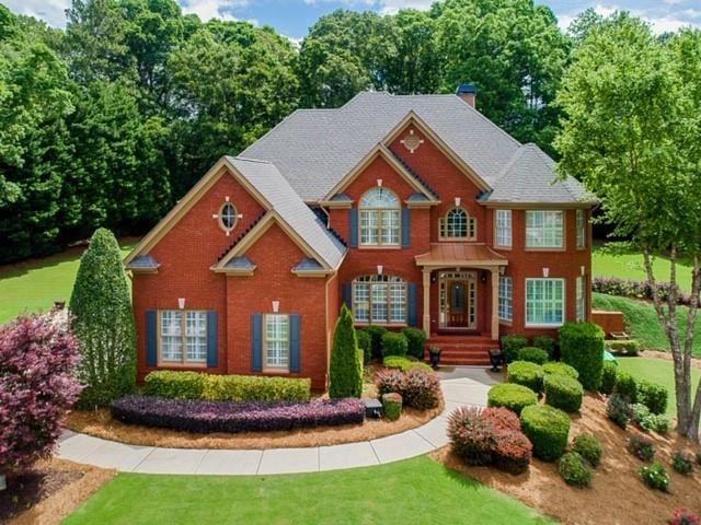 545 The Hermitage Drive, Milton, GA 30004 - #: 6722476