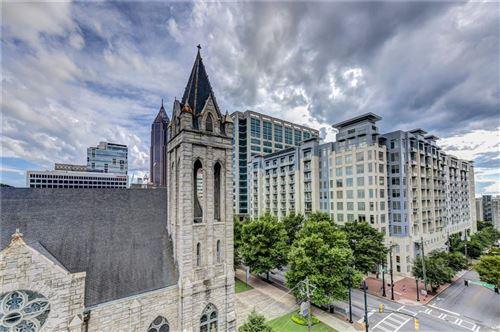 Tiny photo for 805 Peachtree Street NE #619, Atlanta, GA 30308 (MLS # 6771480)