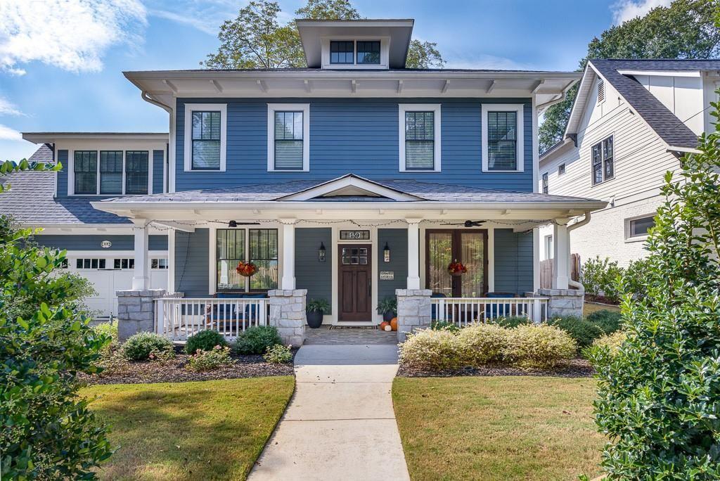 Photo of 159 Palatka Street SE, Atlanta, GA 30317 (MLS # 6952482)