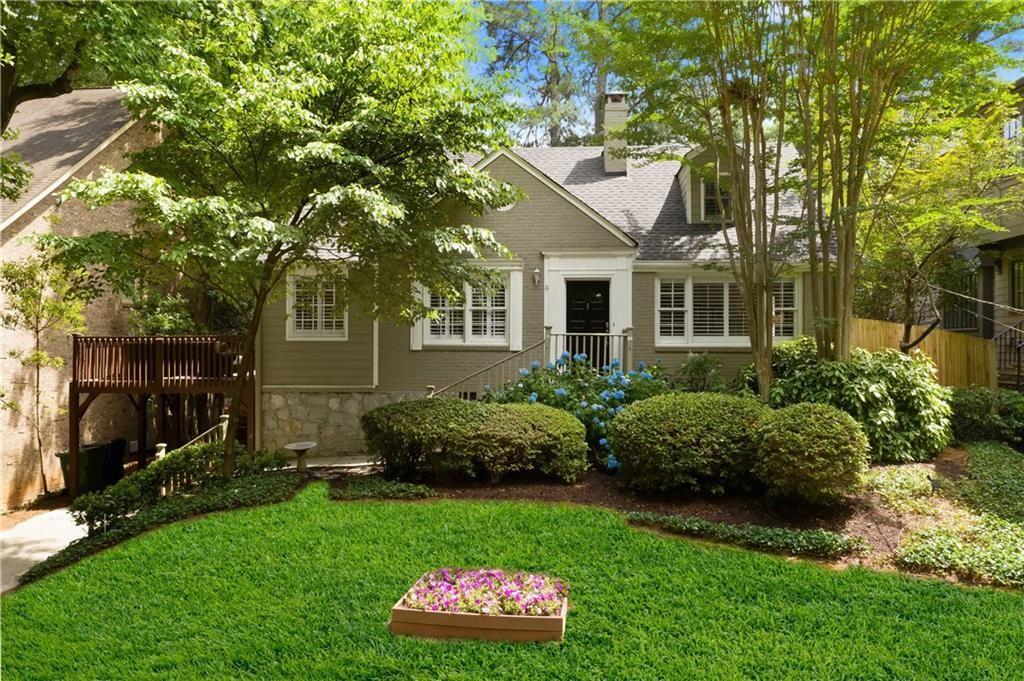 Photo of 1267 Reeder Circle NE, Atlanta, GA 30306 (MLS # 6892484)