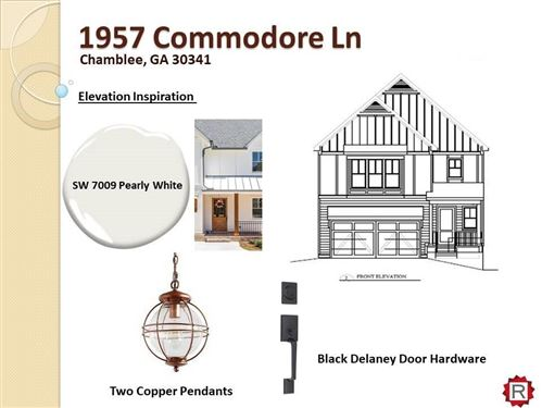 Tiny photo for 1957 Commodore Lane, Chamblee, GA 30341 (MLS # 6882485)