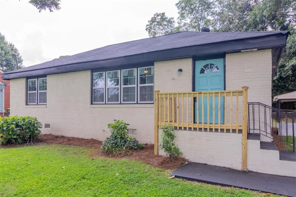869 Dennis Drive, Forest Park, GA 30297 - MLS#: 6926485