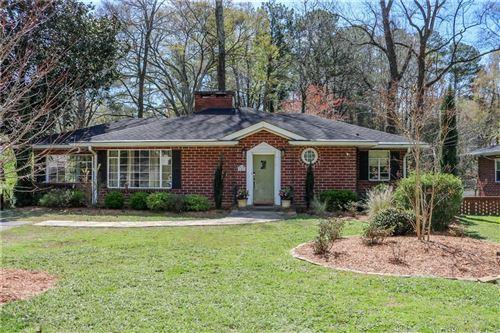 Photo of 123 Willow Lane, Decatur, GA 30030 (MLS # 6859487)