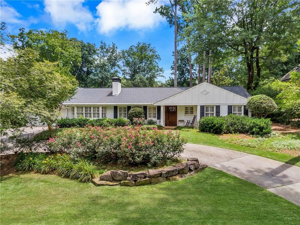Photo of 4575 Angelo Drive NE, Atlanta, GA 30319 (MLS # 6751492)