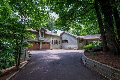 Photo of 496 Sanderlin Mountain Drive S, Big Canoe, GA 30143 (MLS # 6681495)