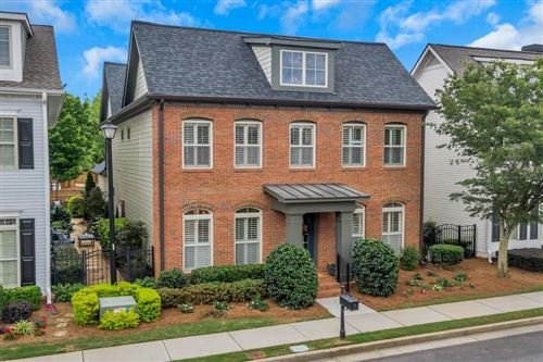 Photo of 4827 Abberley Lane, Johns Creek, GA 30022 (MLS # 6732495)