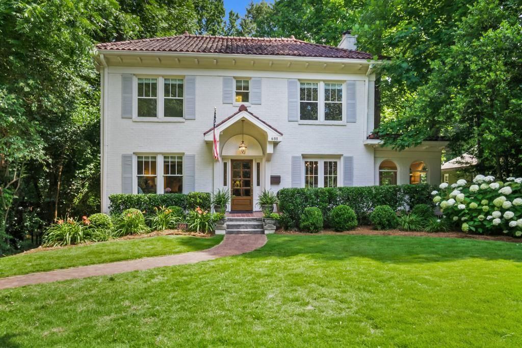 Photo of 688 E Morningside Drive, Atlanta, GA 30324 (MLS # 6933495)