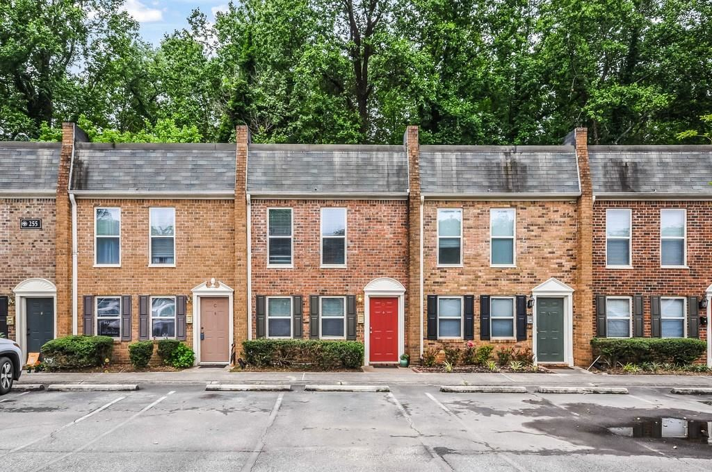 255 Winding River Drive NE #D UNIT D, Sandy Springs, GA 30350 - #: 6727497
