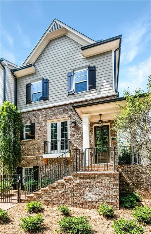 Photo for 148 CANTON Street #14, Alpharetta, GA 30009 (MLS # 5973499)
