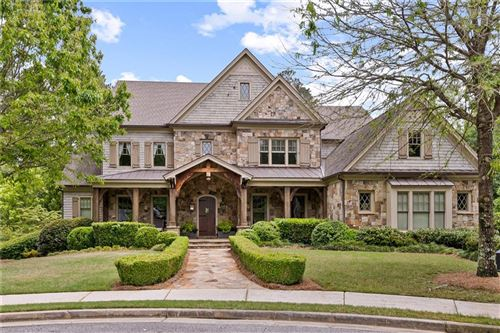 Photo of 34 Ball Mill Place, Sandy Springs, GA 30350 (MLS # 6879500)