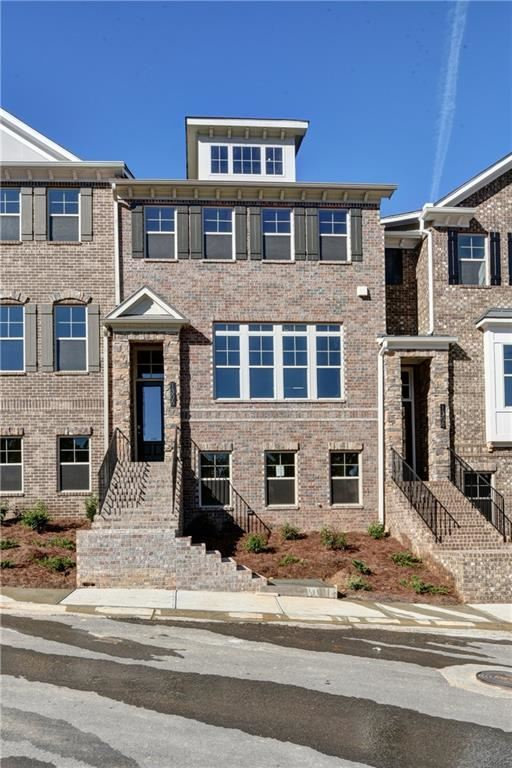 Photo for 1306 Harris Way #45, Brookhaven, GA 30319 (MLS # 6072501)