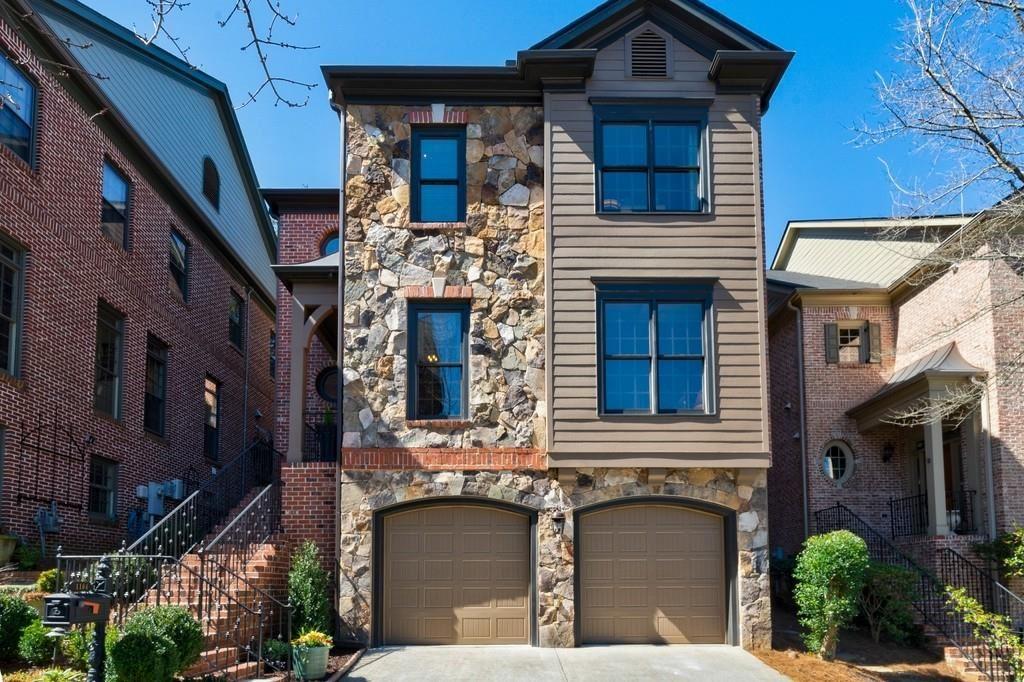 1104 Valley Overlook Drive NE, Atlanta, GA 30324 - MLS#: 6849501