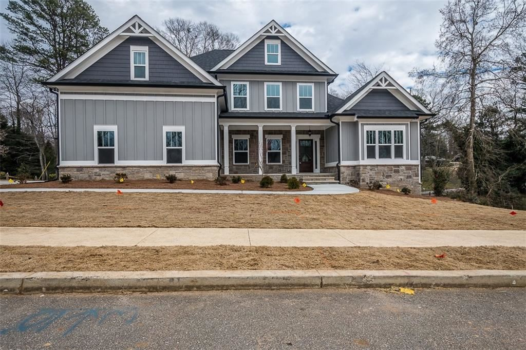 Photo of 1009 Hartwell Crossing, Gainesville, GA 30501 (MLS # 6799503)