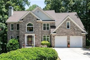 Photo of 2240 Duck Hollow Drive NW, Kennesaw, GA 30152 (MLS # 6585507)