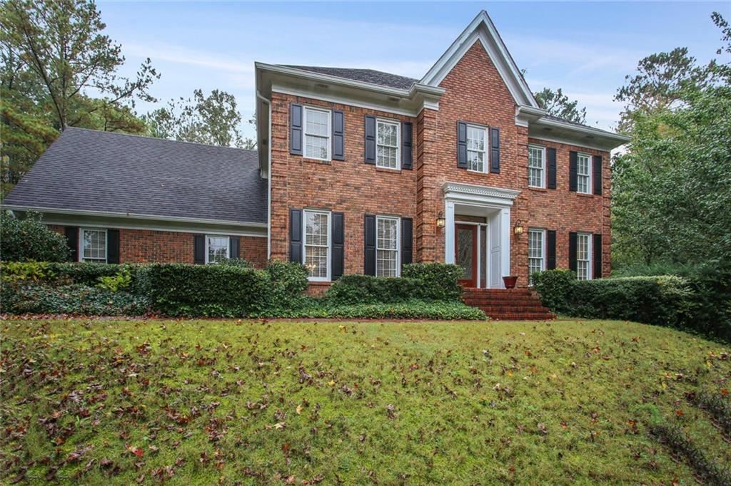 7750 Dunvegan Close, Sandy Springs, GA 30350 - MLS#: 6802509