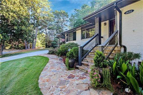 Photo of 1431 Christmas Lane NE, Atlanta, GA 30329 (MLS # 6677512)
