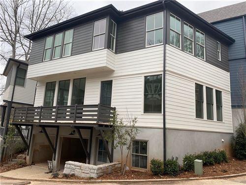 Photo of 259 Colebrook Street NE #20, Atlanta, GA 30307 (MLS # 6711528)