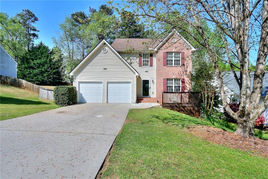 Photo of 5330 Regency Lake Court, Sugar Hill, GA 30518 (MLS # 6869530)