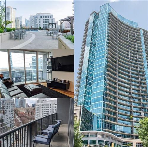 Photo of 1080 Peachtree Street NE #1205, Atlanta, GA 30309 (MLS # 6699531)