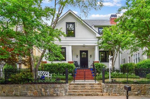Photo of 836 Lake Avenue, Atlanta, GA 30307 (MLS # 6874531)