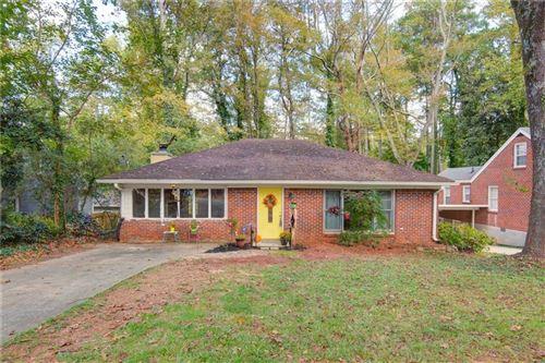 Photo of 2576 Creekwood Terrace, Decatur, GA 30030 (MLS # 6778532)