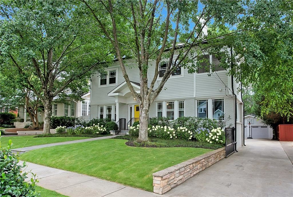 Photo of 1323 Northview Avenue NE, Atlanta, GA 30306 (MLS # 6929534)