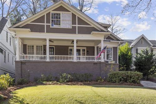Photo of 1392 N Morningside Drive NE, Atlanta, GA 30306 (MLS # 6817535)