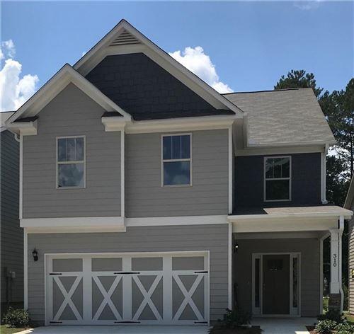 Photo of 310 Omnia Ridge Way, Lawrenceville, GA 30044 (MLS # 6701538)